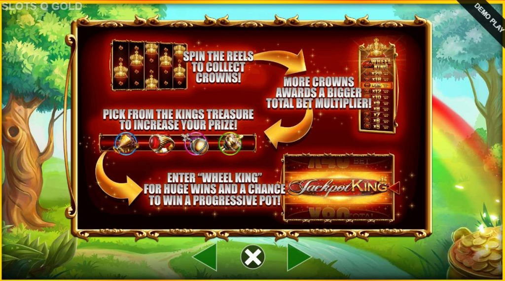 slots o gold megaways progressive jackpot