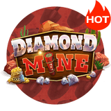 the third best megaways slot is Diamond Mine Megaways