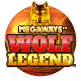 cascading symbols in wolf legend megaways