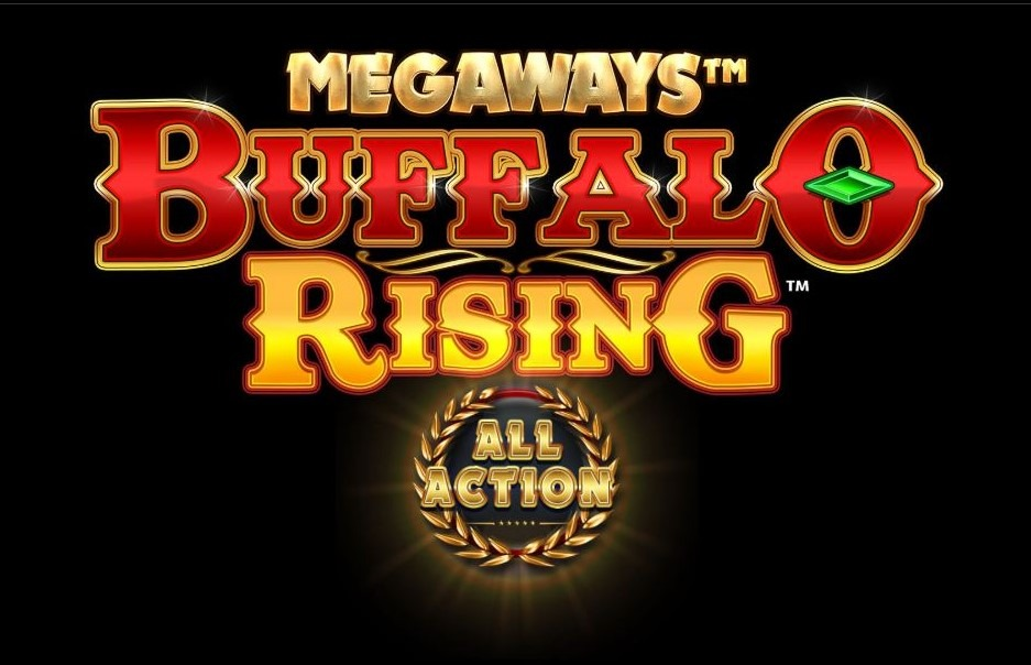 buffalo rising megaways all action