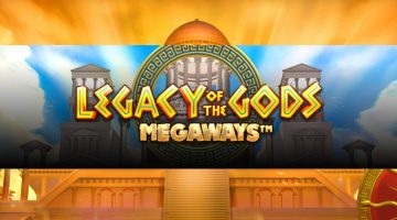 legacy of the gods upcoming megaways slot
